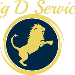 Big D Services Remodeling & Plumbing Logo