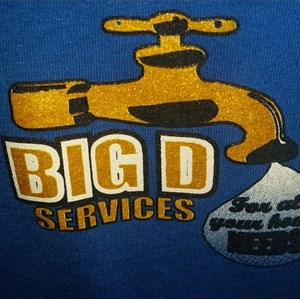 Big D Services Plumbing & Remodeling Logo