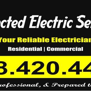 Perfected Electric Services Logo