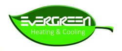 Evergreen Heating & Cooling Logo