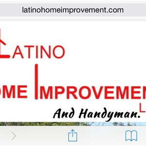 Latino Home Improvement Logo