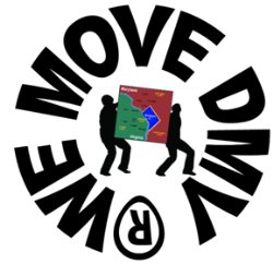 We Move DMV - Pickup & Delivery Services Logo