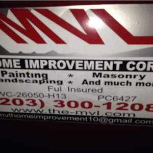 MVL Home Improvement Corp Logo