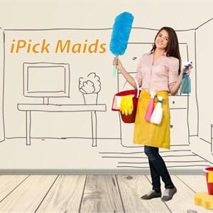 iPickMaids Logo
