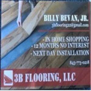 3B Flooring Logo