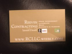 Reeves Contracting Logo