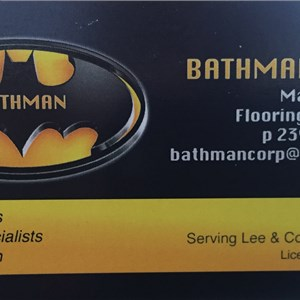 BATHMAN Corp. Cover Photo