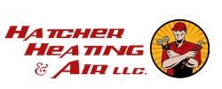 Hatcher Heating & Air Logo