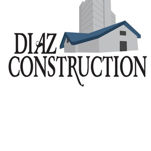 Diaz Construction Logo