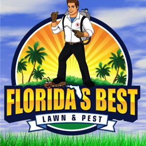 Floridas Best Lawn And Pest Logo
