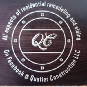 Quatier Construction LLC Logo