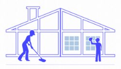 Caroline Compact Cleaning Logo
