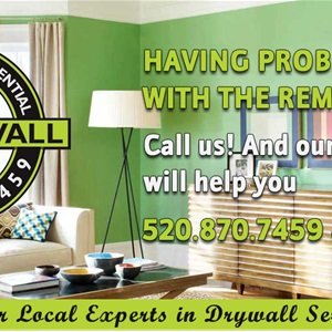 M & V Drywall Inc Logo