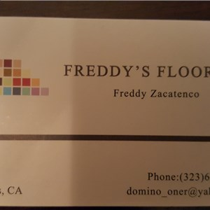 Freddys Flooring Cover Photo