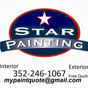 Star Painting Logo