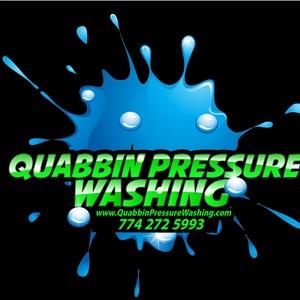 Quabbin Pressure Washing Logo