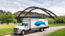 Blue Whale Moving Company, Inc. Logo