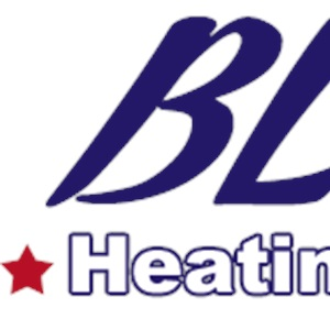 L A Blue Plumbing & Heating AC Logo