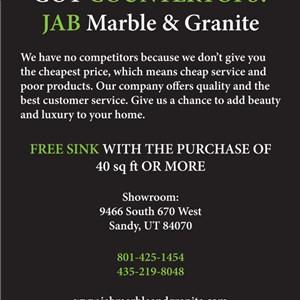 Jab Marble & Granite Cover Photo