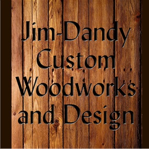 Jim Dandy Custom Woodworks Logo