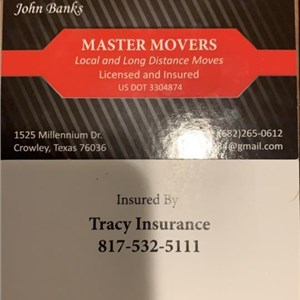 Master Movers Logo