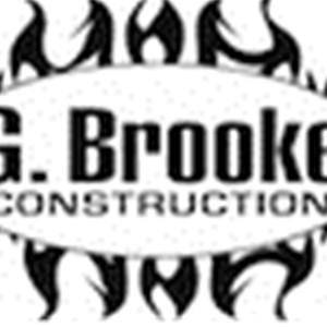 G Brooke Roofing Logo