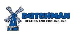 Dutchman Heating & Cooling Logo