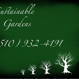 Sustainable Gardens Logo