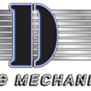 Jd Heating & Mechanical Services Inc. Logo