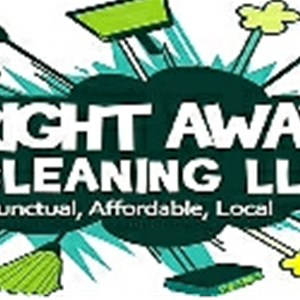 Right Away Cleaning Logo