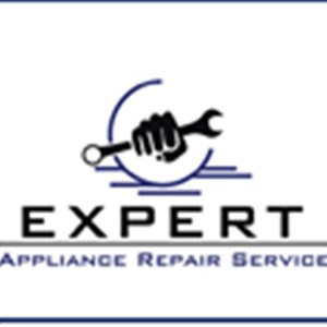 Expert Appliance Repair Service Logo