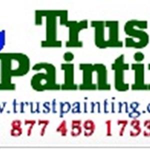 Trust Painting Logo