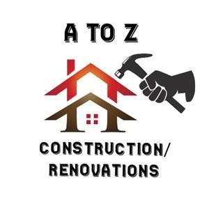 A to Z Construction/Renovations Logo