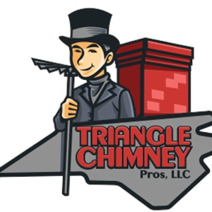 Triangle Chimney Pros Logo