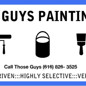 Those Guys Painting Company Cover Photo