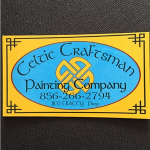Celtic Craftsman Painting Cover Photo