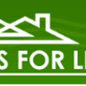 Roofs for Life Logo