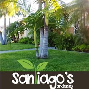 Santiagos Gardening Cover Photo