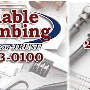 Dependable Plumbing Cover Photo