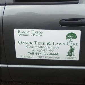 Ozark Tree & Lawn Care Logo