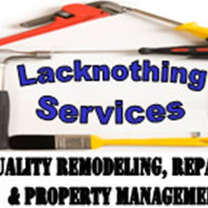 Lack Nothing Service Logo