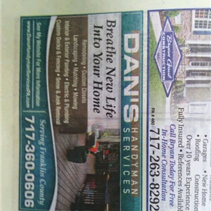 Dans Handyman Services Cover Photo