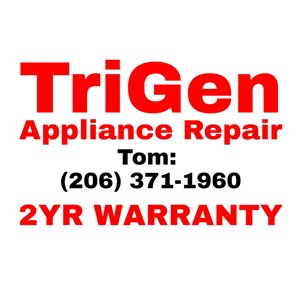 TriGen Appliance Repair Logo