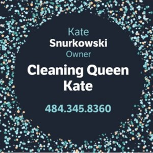 Cleaning Queen Kate Logo