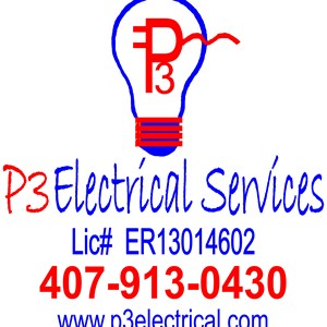 P3 Electrical Services, LLC Logo