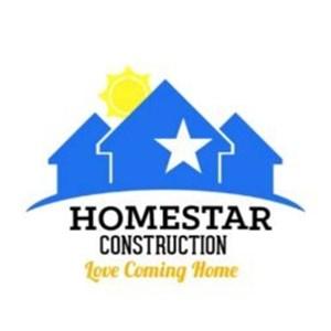 Homestar Construction Logo