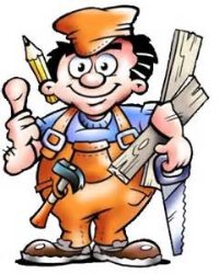 Glen The Handyman Logo