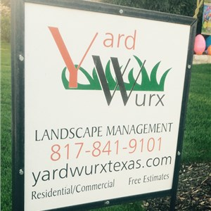 Yardwurx Landscape and Fence Cover Photo