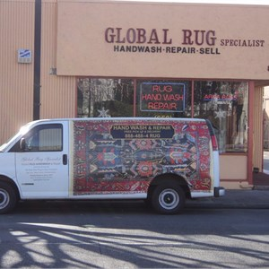 Global Rug Specialists Logo