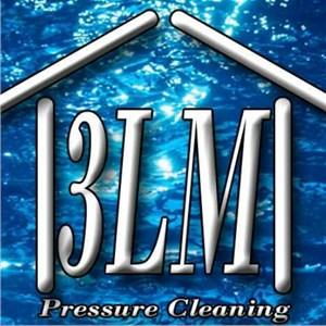 3lm Roof Cleaning & Exterior Pressure Washing Logo